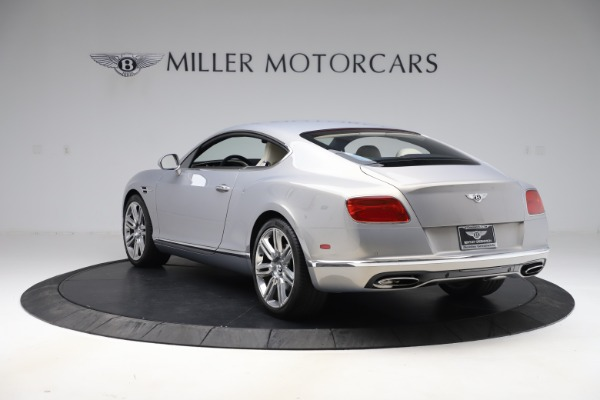 New 2016 Bentley Continental GT W12 for sale $128,900 at Pagani of Greenwich in Greenwich CT 06830 5