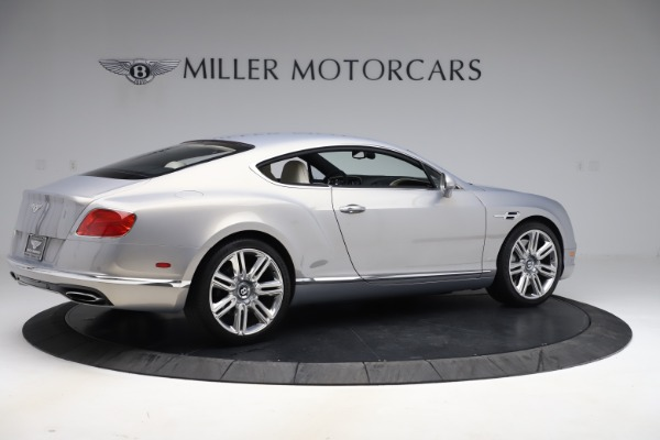 New 2016 Bentley Continental GT W12 for sale $128,900 at Pagani of Greenwich in Greenwich CT 06830 8