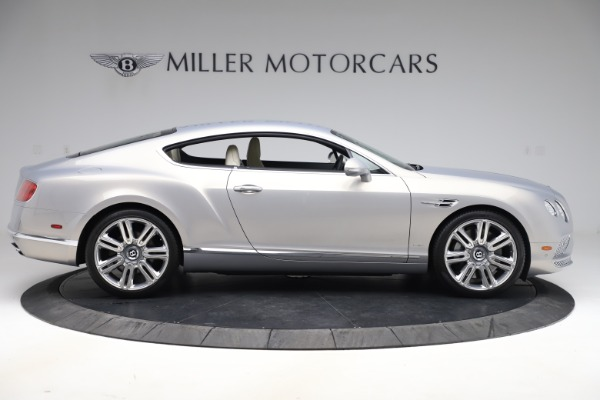 New 2016 Bentley Continental GT W12 for sale $128,900 at Pagani of Greenwich in Greenwich CT 06830 9