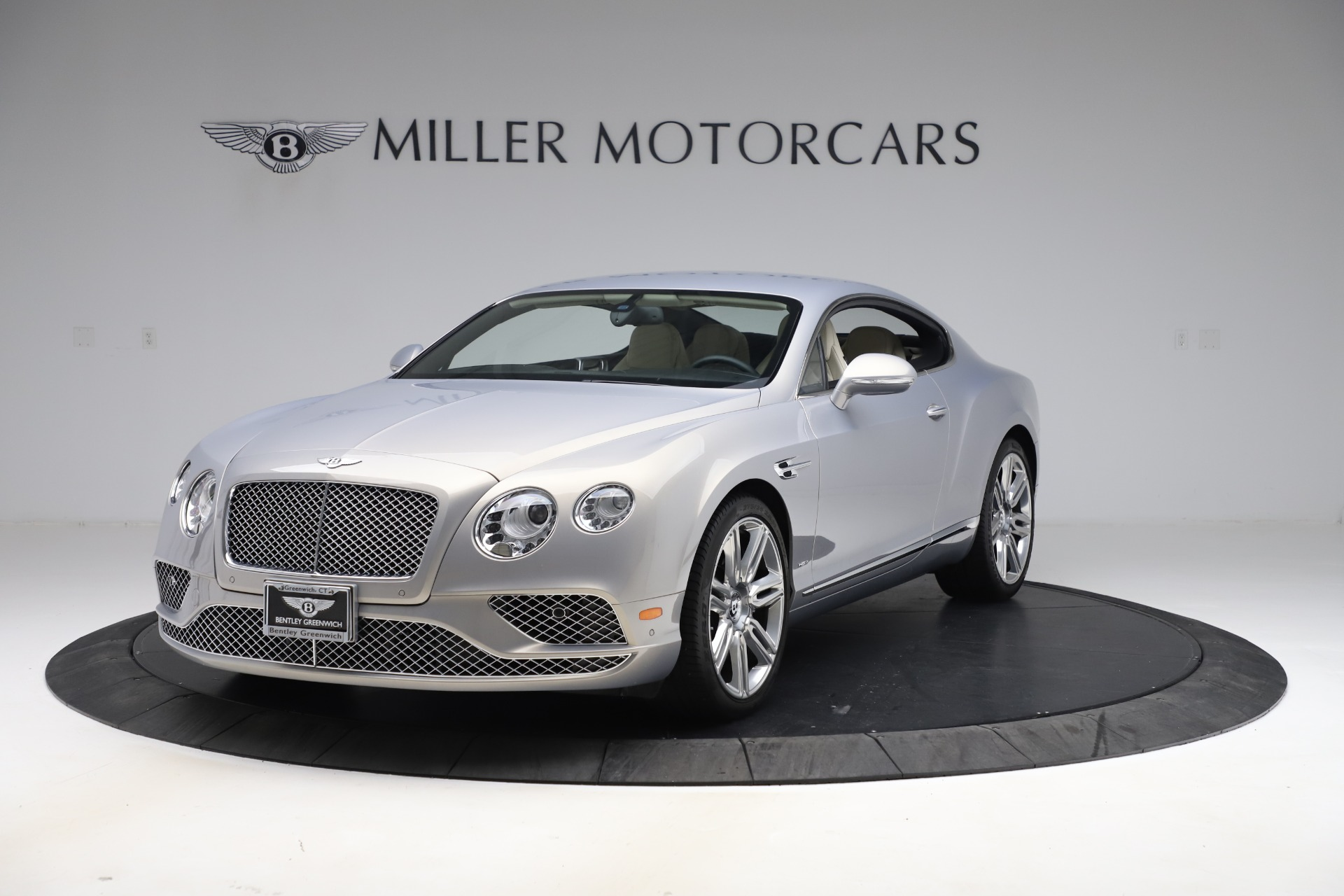 New 2016 Bentley Continental GT W12 for sale $128,900 at Pagani of Greenwich in Greenwich CT 06830 1
