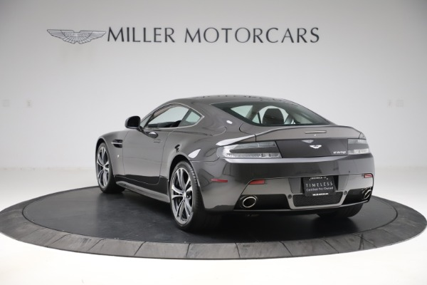 Used 2012 Aston Martin V12 Vantage Coupe for sale $115,900 at Pagani of Greenwich in Greenwich CT 06830 4