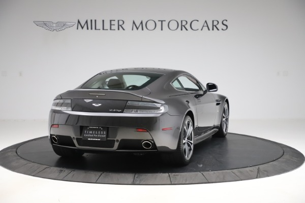 Used 2012 Aston Martin V12 Vantage Coupe for sale $115,900 at Pagani of Greenwich in Greenwich CT 06830 6