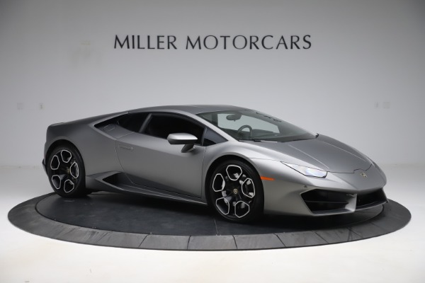 Used 2017 Lamborghini Huracan LP 580-2 for sale Sold at Pagani of Greenwich in Greenwich CT 06830 10