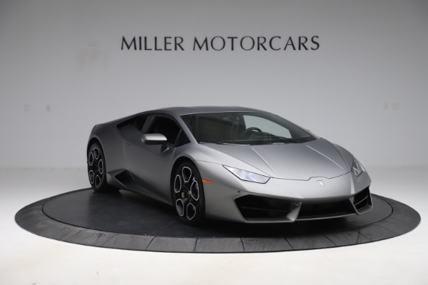 Used 2017 Lamborghini Huracan LP 580-2 for sale Sold at Pagani of Greenwich in Greenwich CT 06830 11