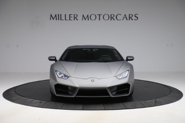 Used 2017 Lamborghini Huracan LP 580-2 for sale Sold at Pagani of Greenwich in Greenwich CT 06830 12