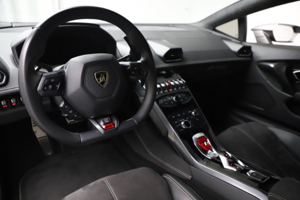 Used 2017 Lamborghini Huracan LP 580-2 for sale Sold at Pagani of Greenwich in Greenwich CT 06830 13