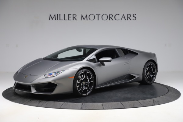 Used 2017 Lamborghini Huracan LP 580-2 for sale Sold at Pagani of Greenwich in Greenwich CT 06830 2