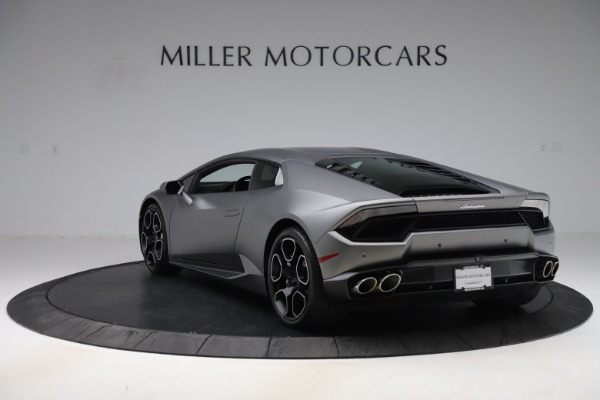 Used 2017 Lamborghini Huracan LP 580-2 for sale Sold at Pagani of Greenwich in Greenwich CT 06830 5