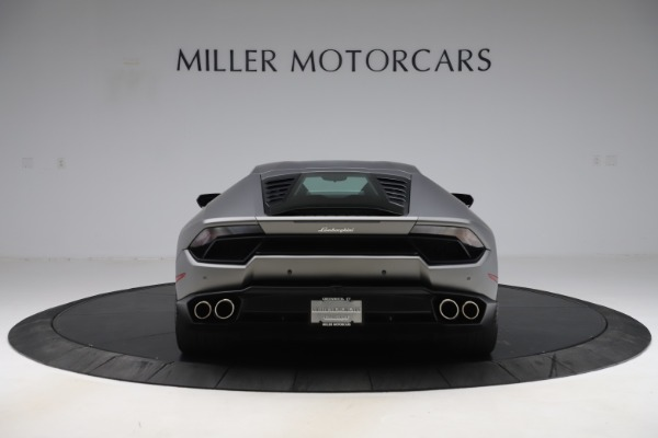 Used 2017 Lamborghini Huracan LP 580-2 for sale Sold at Pagani of Greenwich in Greenwich CT 06830 6