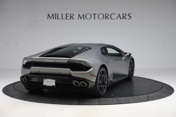 Used 2017 Lamborghini Huracan LP 580-2 for sale Sold at Pagani of Greenwich in Greenwich CT 06830 7