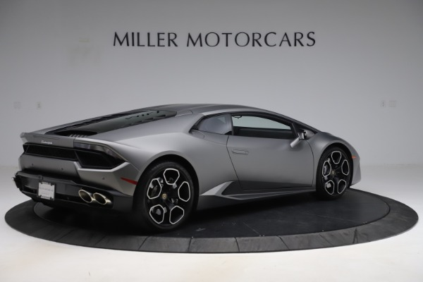 Used 2017 Lamborghini Huracan LP 580-2 for sale Sold at Pagani of Greenwich in Greenwich CT 06830 8