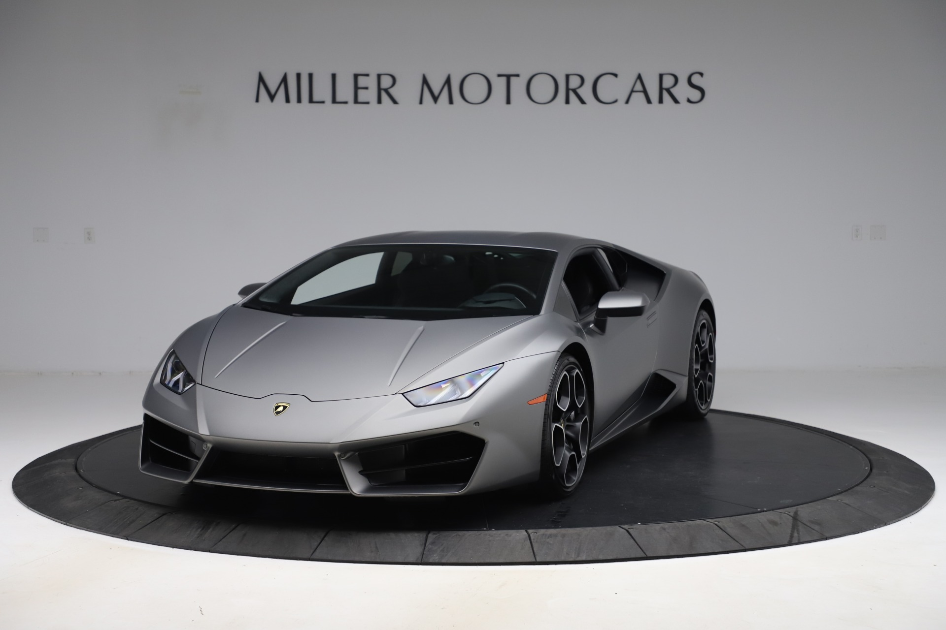 Used 2017 Lamborghini Huracan LP 580-2 for sale Sold at Pagani of Greenwich in Greenwich CT 06830 1