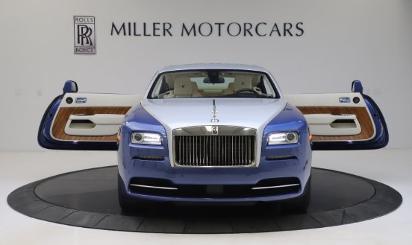 Used 2015 Rolls-Royce Wraith for sale $163,900 at Pagani of Greenwich in Greenwich CT 06830 10