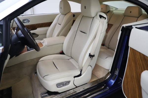 Used 2015 Rolls-Royce Wraith for sale $163,900 at Pagani of Greenwich in Greenwich CT 06830 11