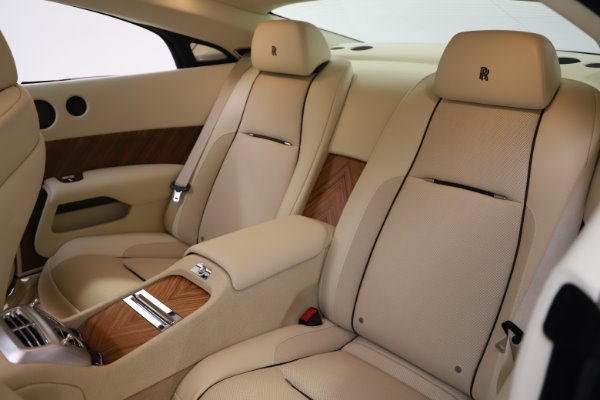 Used 2015 Rolls-Royce Wraith for sale $163,900 at Pagani of Greenwich in Greenwich CT 06830 13