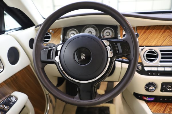 Used 2015 Rolls-Royce Wraith for sale $163,900 at Pagani of Greenwich in Greenwich CT 06830 15