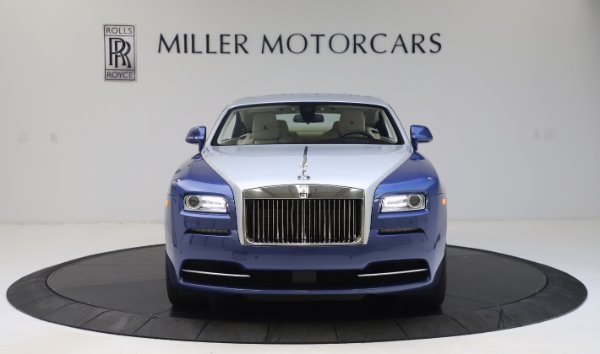 Used 2015 Rolls-Royce Wraith for sale $163,900 at Pagani of Greenwich in Greenwich CT 06830 2