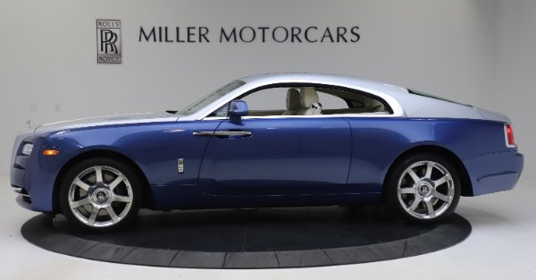 Used 2015 Rolls-Royce Wraith for sale $163,900 at Pagani of Greenwich in Greenwich CT 06830 3