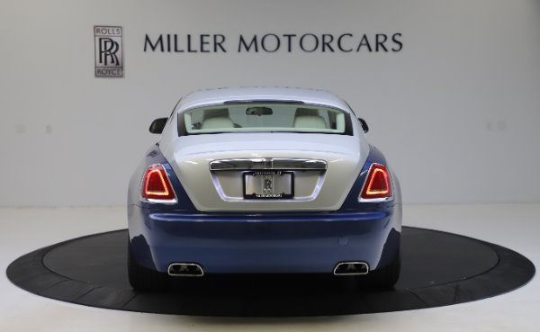 Used 2015 Rolls-Royce Wraith for sale $163,900 at Pagani of Greenwich in Greenwich CT 06830 5
