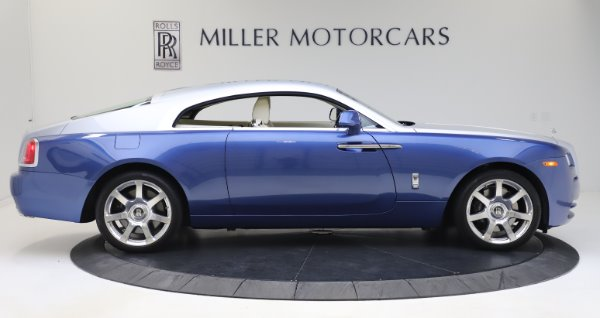 Used 2015 Rolls-Royce Wraith for sale $163,900 at Pagani of Greenwich in Greenwich CT 06830 7