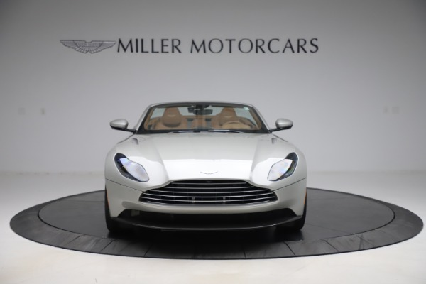 Used 2020 Aston Martin DB11 Volante Convertible for sale Sold at Pagani of Greenwich in Greenwich CT 06830 2