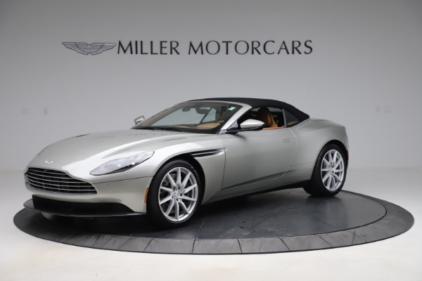 Used 2020 Aston Martin DB11 Volante Convertible for sale Sold at Pagani of Greenwich in Greenwich CT 06830 24