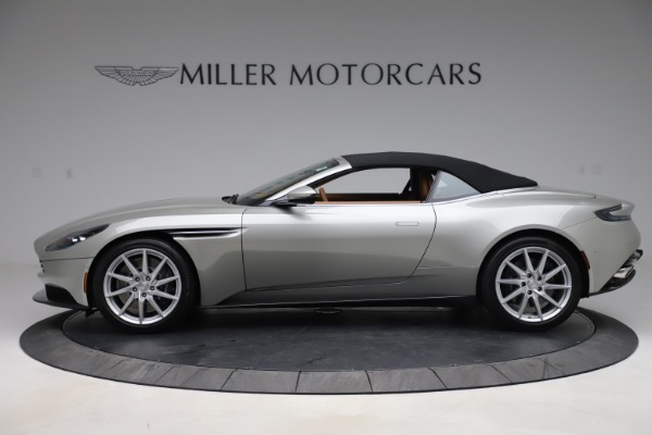 Used 2020 Aston Martin DB11 Volante Convertible for sale Sold at Pagani of Greenwich in Greenwich CT 06830 25