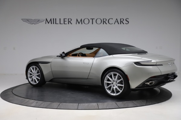 Used 2020 Aston Martin DB11 Volante Convertible for sale Sold at Pagani of Greenwich in Greenwich CT 06830 26