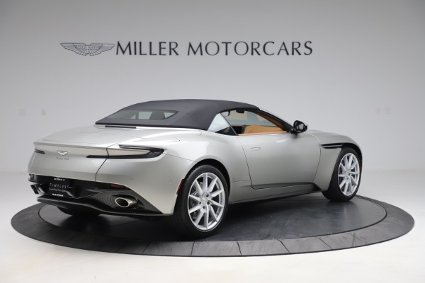 Used 2020 Aston Martin DB11 Volante Convertible for sale Sold at Pagani of Greenwich in Greenwich CT 06830 27