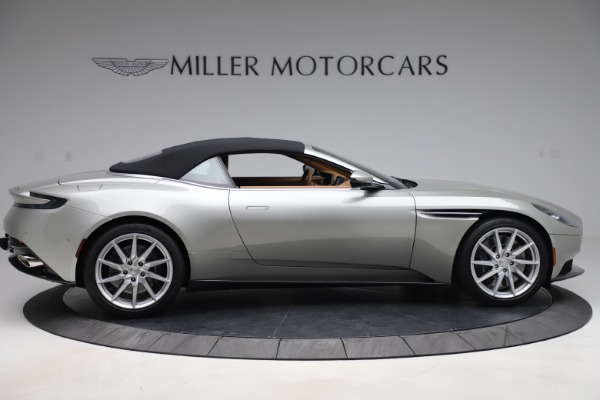 Used 2020 Aston Martin DB11 Volante Convertible for sale Sold at Pagani of Greenwich in Greenwich CT 06830 28
