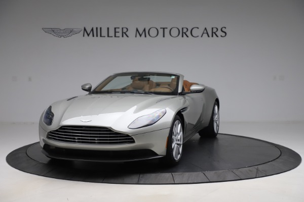 Used 2020 Aston Martin DB11 Volante Convertible for sale Sold at Pagani of Greenwich in Greenwich CT 06830 3