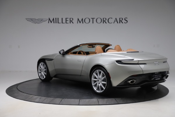 Used 2020 Aston Martin DB11 Volante Convertible for sale Sold at Pagani of Greenwich in Greenwich CT 06830 6
