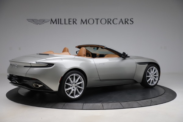 Used 2020 Aston Martin DB11 Volante Convertible for sale Sold at Pagani of Greenwich in Greenwich CT 06830 9