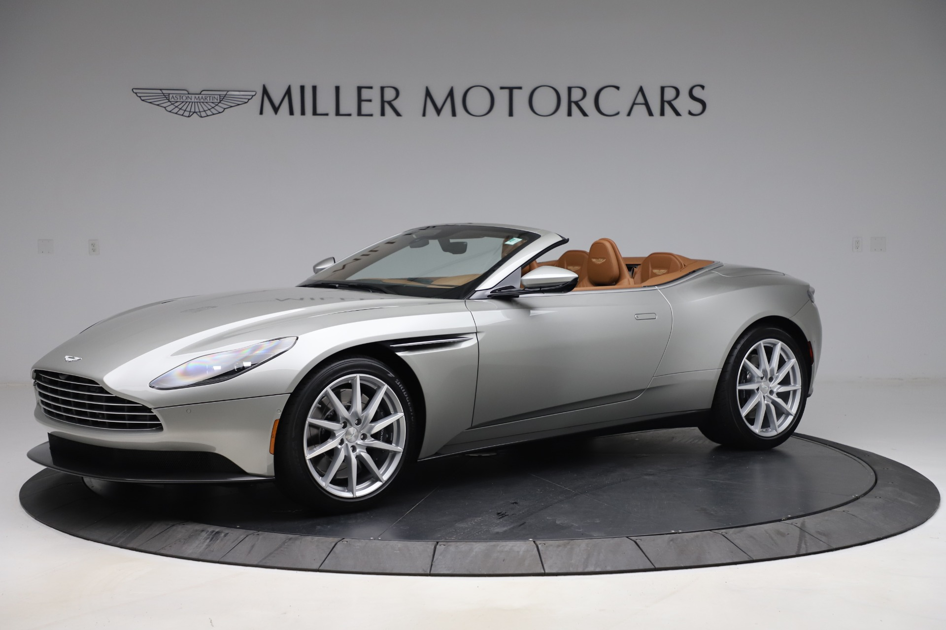 Used 2020 Aston Martin DB11 Volante Convertible for sale Sold at Pagani of Greenwich in Greenwich CT 06830 1