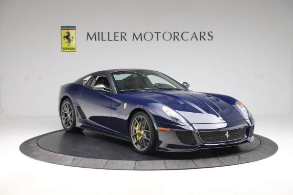 Used 2011 Ferrari 599 GTO for sale Sold at Pagani of Greenwich in Greenwich CT 06830 11