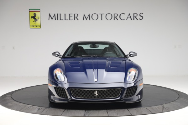 Used 2011 Ferrari 599 GTO for sale Sold at Pagani of Greenwich in Greenwich CT 06830 12
