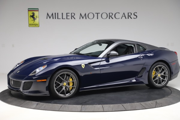 Used 2011 Ferrari 599 GTO for sale Sold at Pagani of Greenwich in Greenwich CT 06830 2