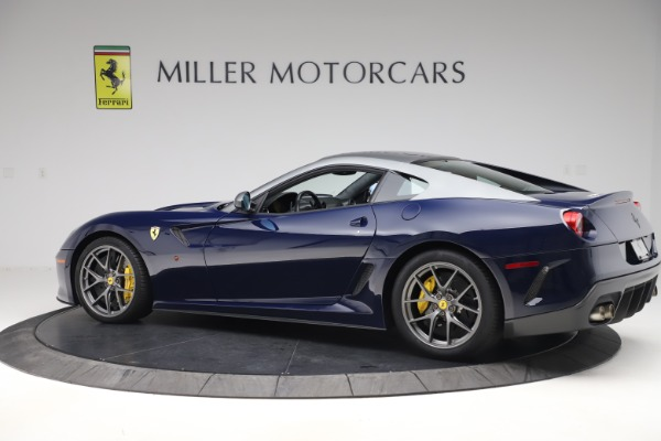 Used 2011 Ferrari 599 GTO for sale Sold at Pagani of Greenwich in Greenwich CT 06830 4
