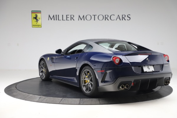 Used 2011 Ferrari 599 GTO for sale Sold at Pagani of Greenwich in Greenwich CT 06830 5