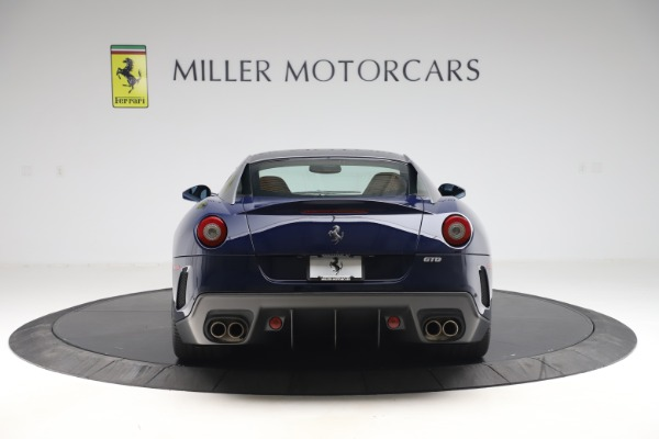 Used 2011 Ferrari 599 GTO for sale Sold at Pagani of Greenwich in Greenwich CT 06830 6