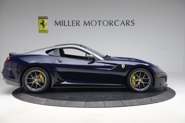 Used 2011 Ferrari 599 GTO for sale Sold at Pagani of Greenwich in Greenwich CT 06830 9