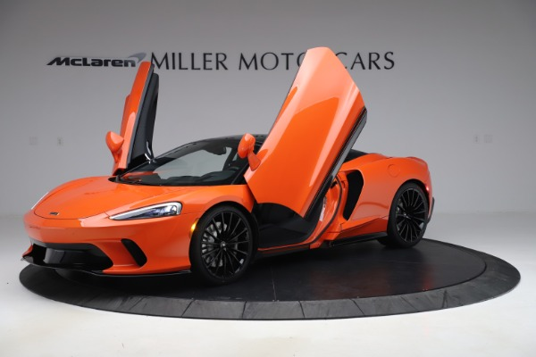New 2020 McLaren GT Luxe for sale $246,975 at Pagani of Greenwich in Greenwich CT 06830 10