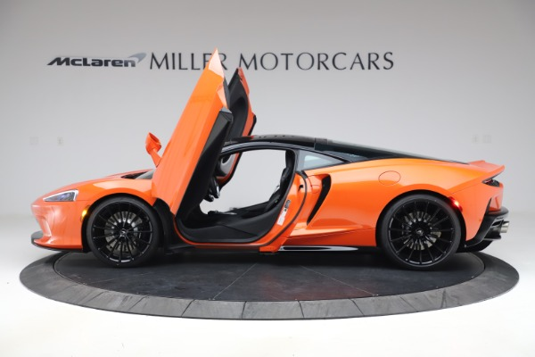 New 2020 McLaren GT Luxe for sale $246,975 at Pagani of Greenwich in Greenwich CT 06830 11