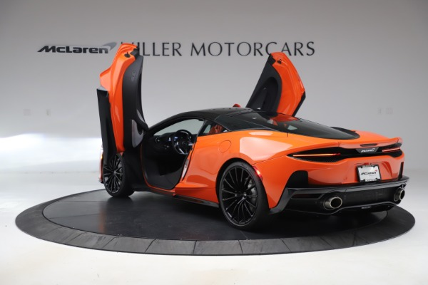 New 2020 McLaren GT Luxe for sale $246,975 at Pagani of Greenwich in Greenwich CT 06830 12