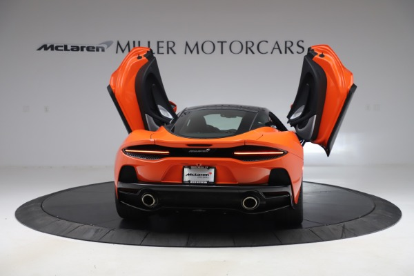 New 2020 McLaren GT Luxe for sale $246,975 at Pagani of Greenwich in Greenwich CT 06830 13