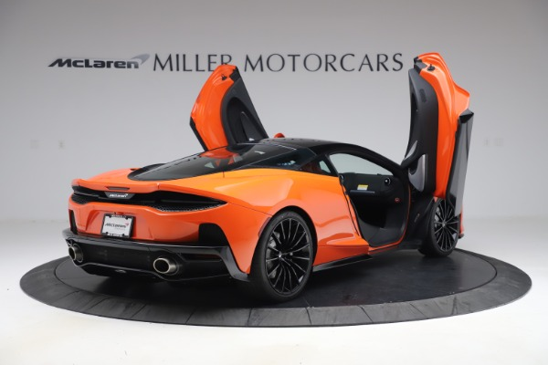 New 2020 McLaren GT Luxe for sale $246,975 at Pagani of Greenwich in Greenwich CT 06830 14