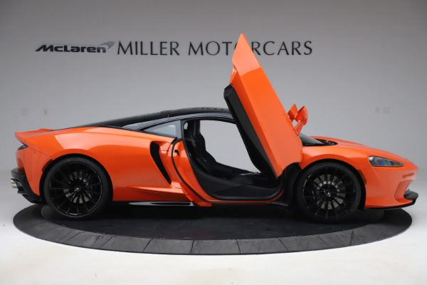 New 2020 McLaren GT Luxe for sale $246,975 at Pagani of Greenwich in Greenwich CT 06830 15