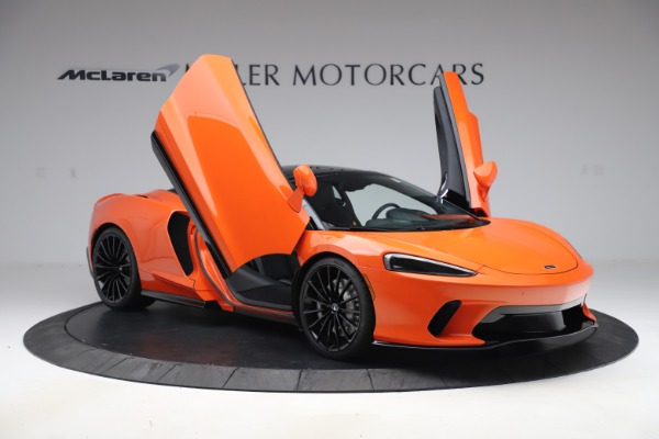 New 2020 McLaren GT Luxe for sale $246,975 at Pagani of Greenwich in Greenwich CT 06830 16