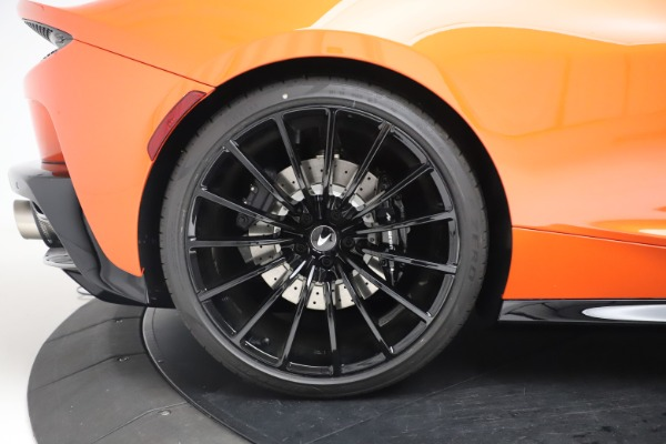 New 2020 McLaren GT Luxe for sale $246,975 at Pagani of Greenwich in Greenwich CT 06830 17