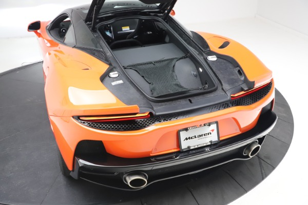 New 2020 McLaren GT Luxe for sale $246,975 at Pagani of Greenwich in Greenwich CT 06830 18